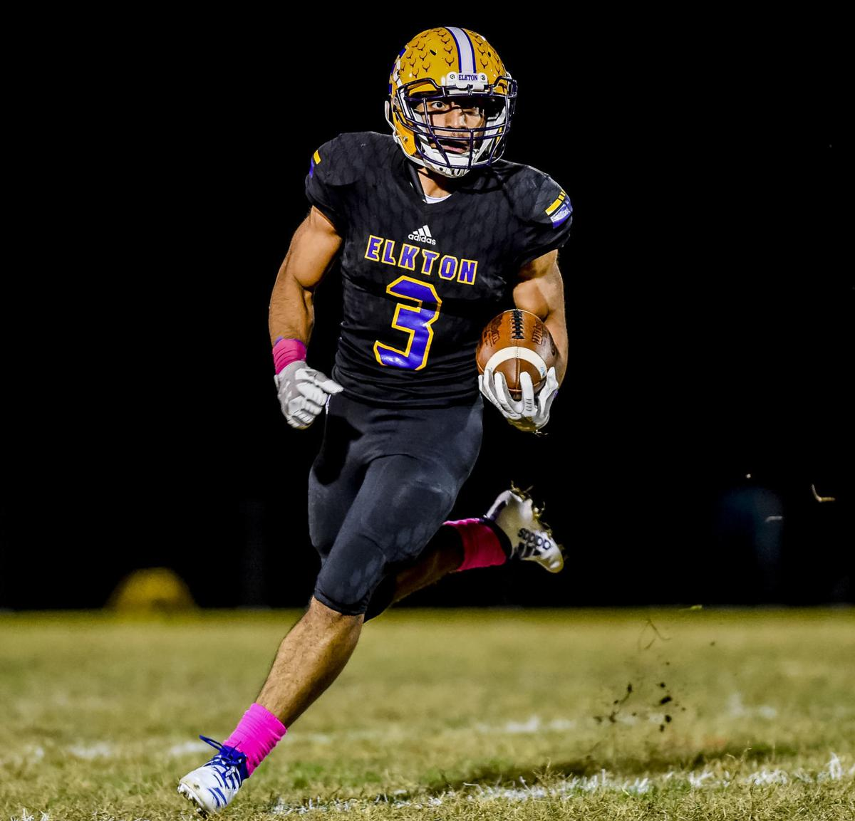 THE WEEKEND BLITZ: No. 8 North East at No. 1 Elkton, 7 tonight