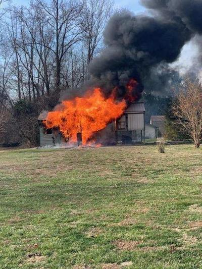 Investigators seek help solving NE shed fire