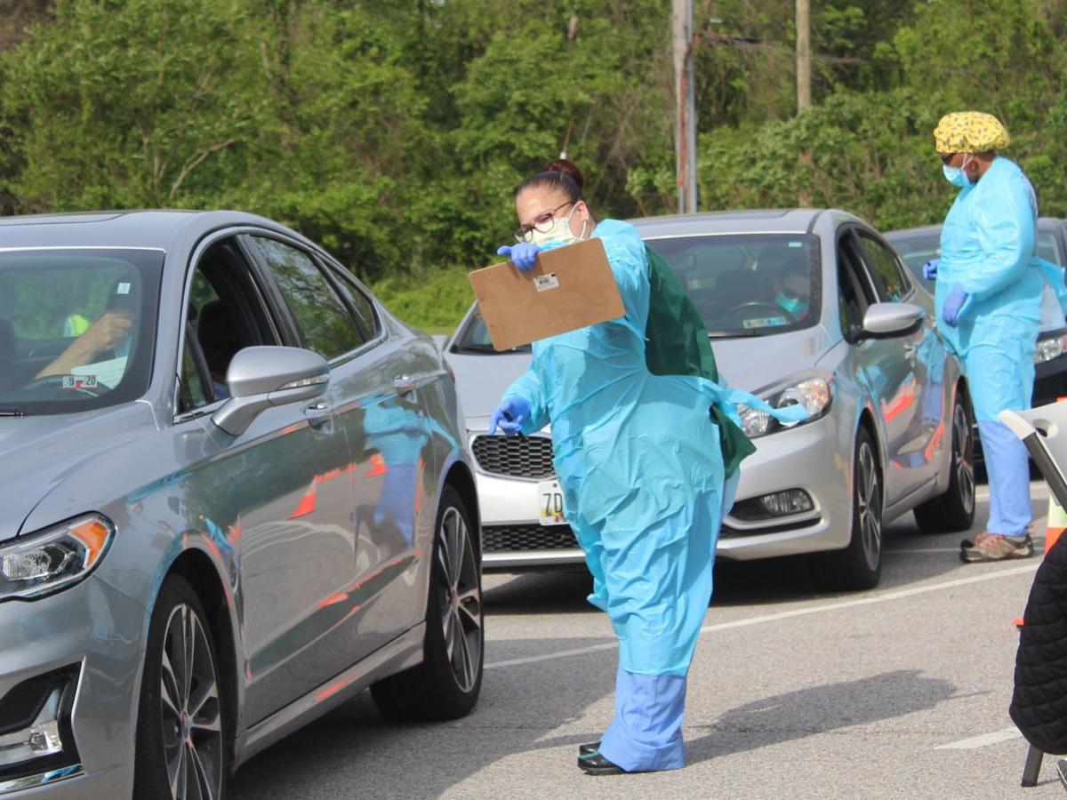 Almost 200 tested at free Perryville clinic