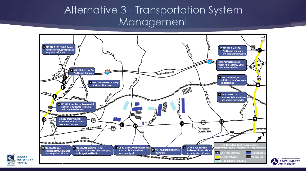 State reveals proposals for I-95 interchange | Spotlight ... on interstate 495 map, us interstate highway system, i-355 map, new jersey turnpike, interstate 25 map, i-64 map, interstate 93 map, richmond hill ga map, i-90 map, interstate 81 map, i-294 map, interstate 91 map, pennsylvania turnpike, i-40 map, i-81 map, i-69 map, interstate 10 map, u.s. route 66, i-5 map, interstate 75 map, interstate 77 map, garden state parkway map, i-77 map, i-55 map, u.s. route 1,