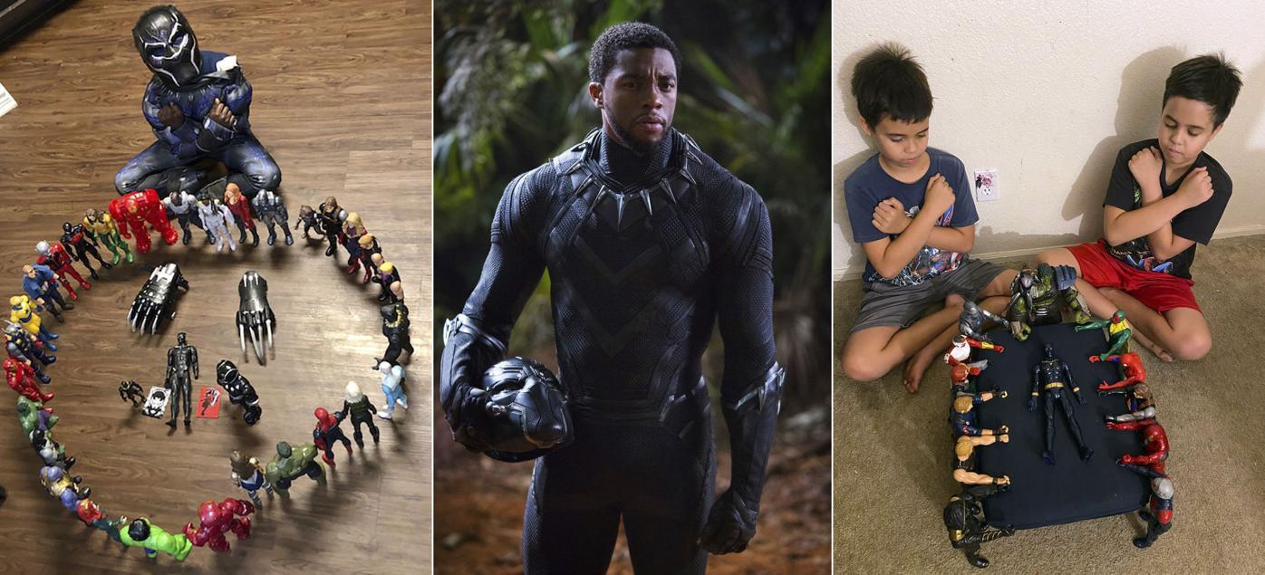 Kids-Black Panther