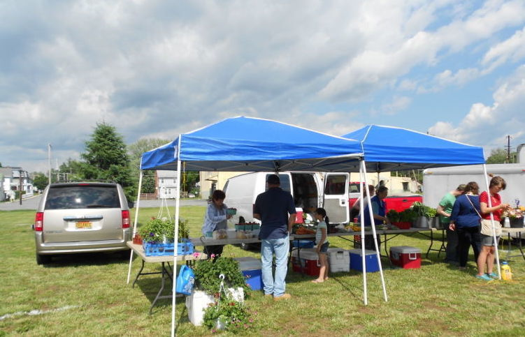 Perryville Farmers Market begins May 1 with new day, location, time