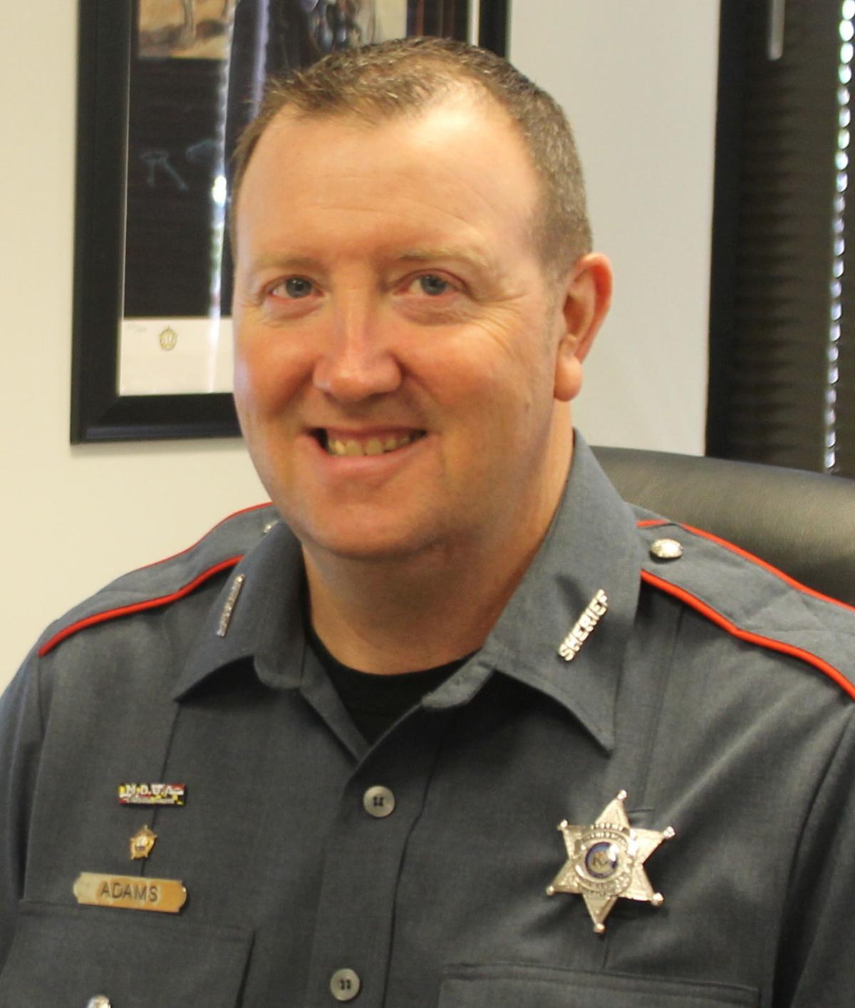Sheriff Scott Adams