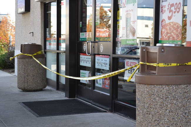Elkton Road Convenience Store Robbed Suspect Still At