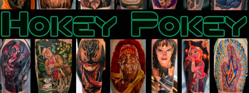 Hokey Pokey Tattoo Club is what it's all about