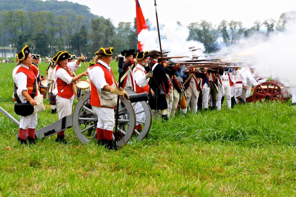 Mount Harmon set to hold Revolutionary War reenactment this