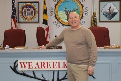 Elkton Mayor Rob Alt