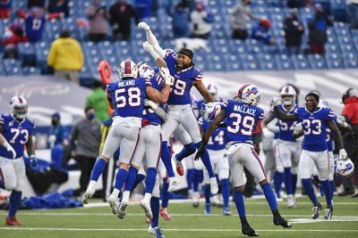 APTOPIX Colts Bills Football