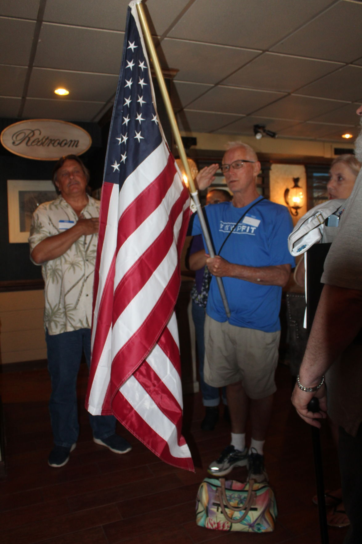 Veteran's Outreach Ministries brunch for vets