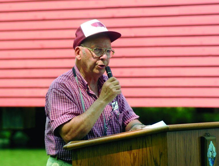 W. Earl Simmers leaves a lifetime of service