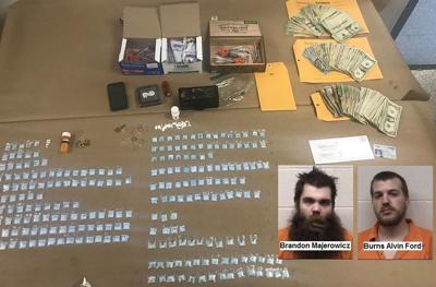 Elkton drug bust yields heroin, fentanyl, Xanax | Police and Fire