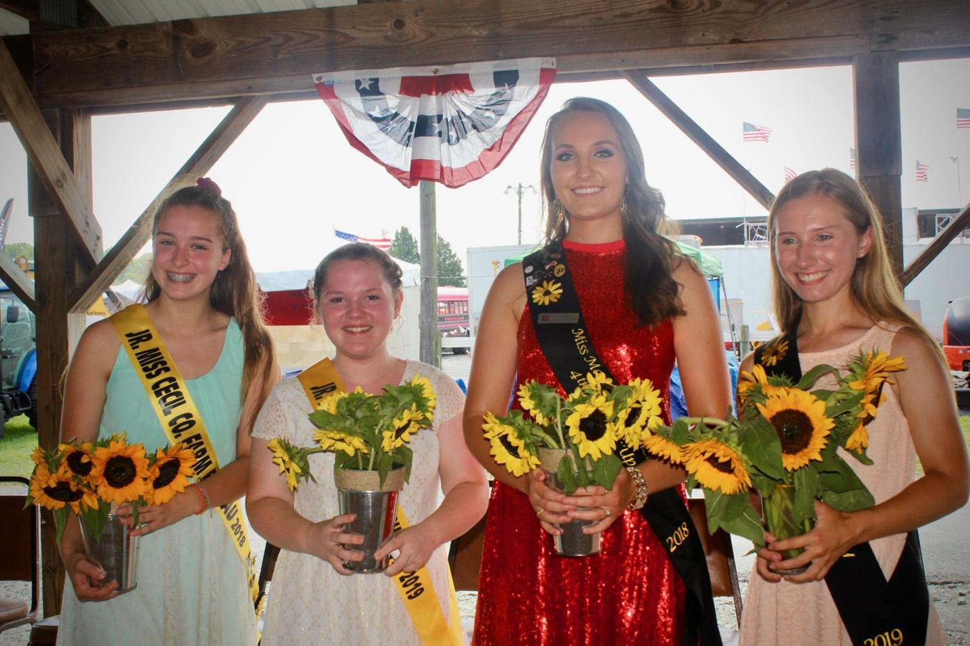 Time is now to enter the Miss Cecil County, Jr. Miss Cecil County Farm Bureau contests