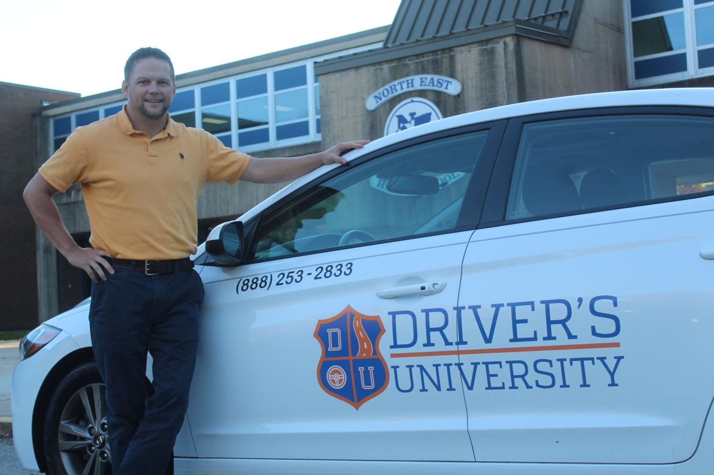 Driver's University is a driving school with its eyes on the future