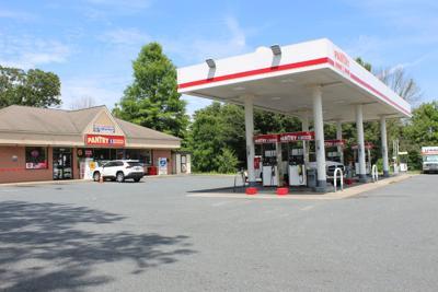 Pantry 1 gas leak