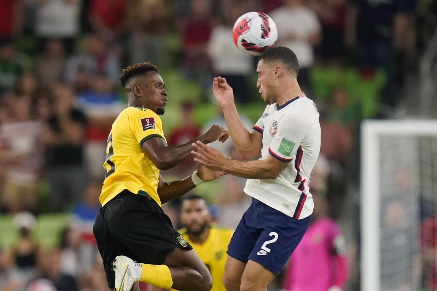 WCup Jamaica US Soccer