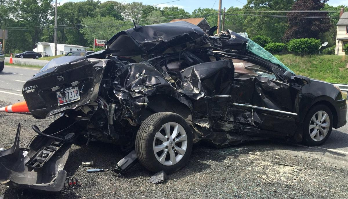 Woman dies after three-vehicle crash near Elkton | Local News