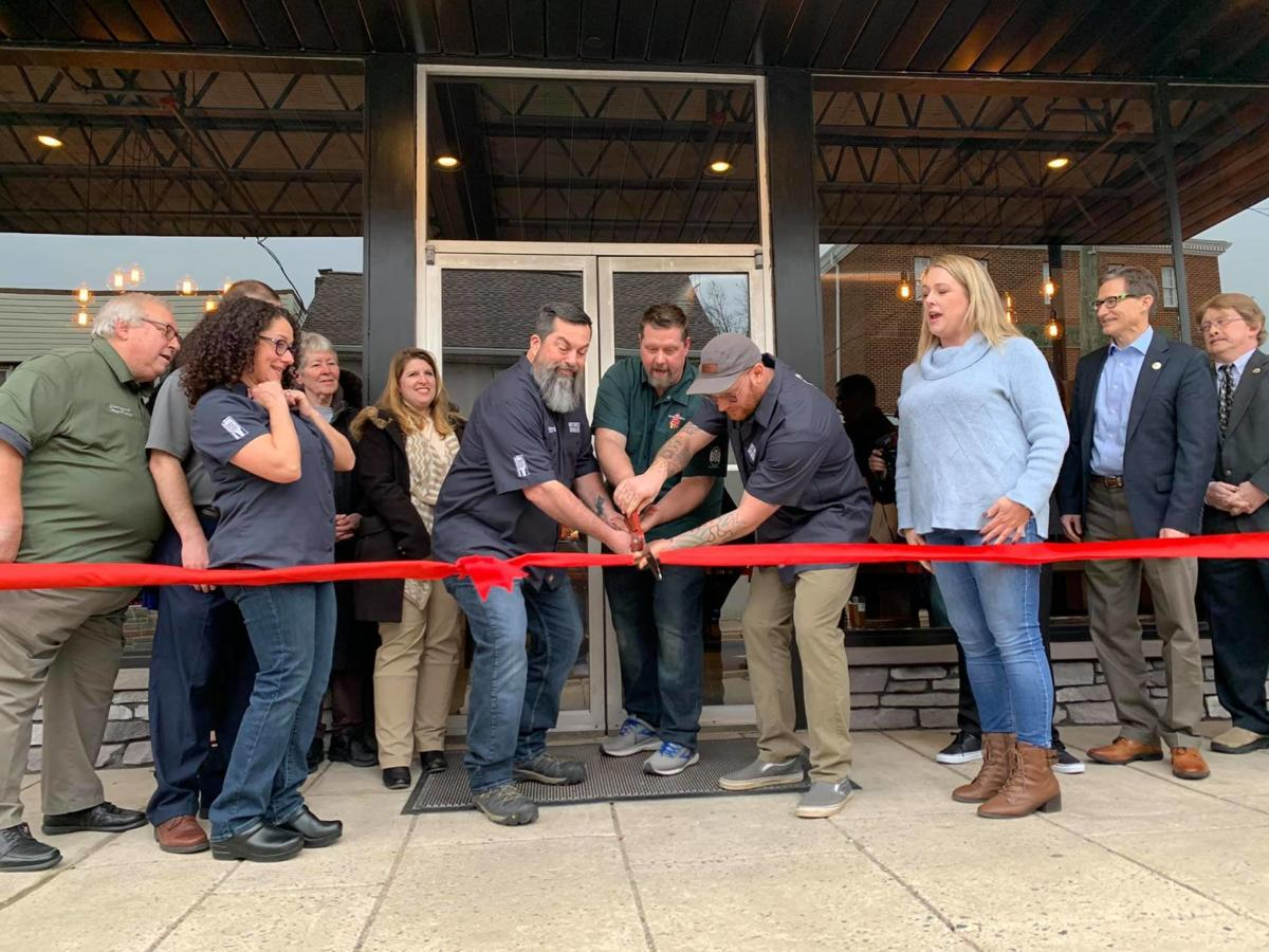Three Cecil County businesses celebrated