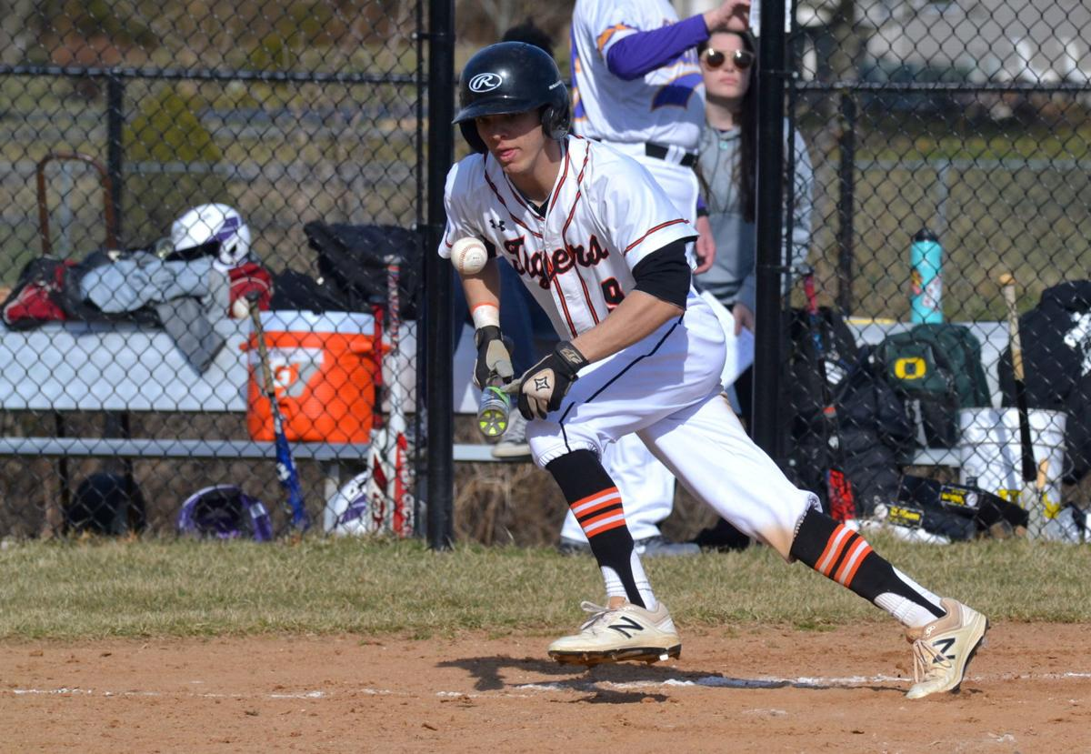 Rising Sun vs. Elkton baseball