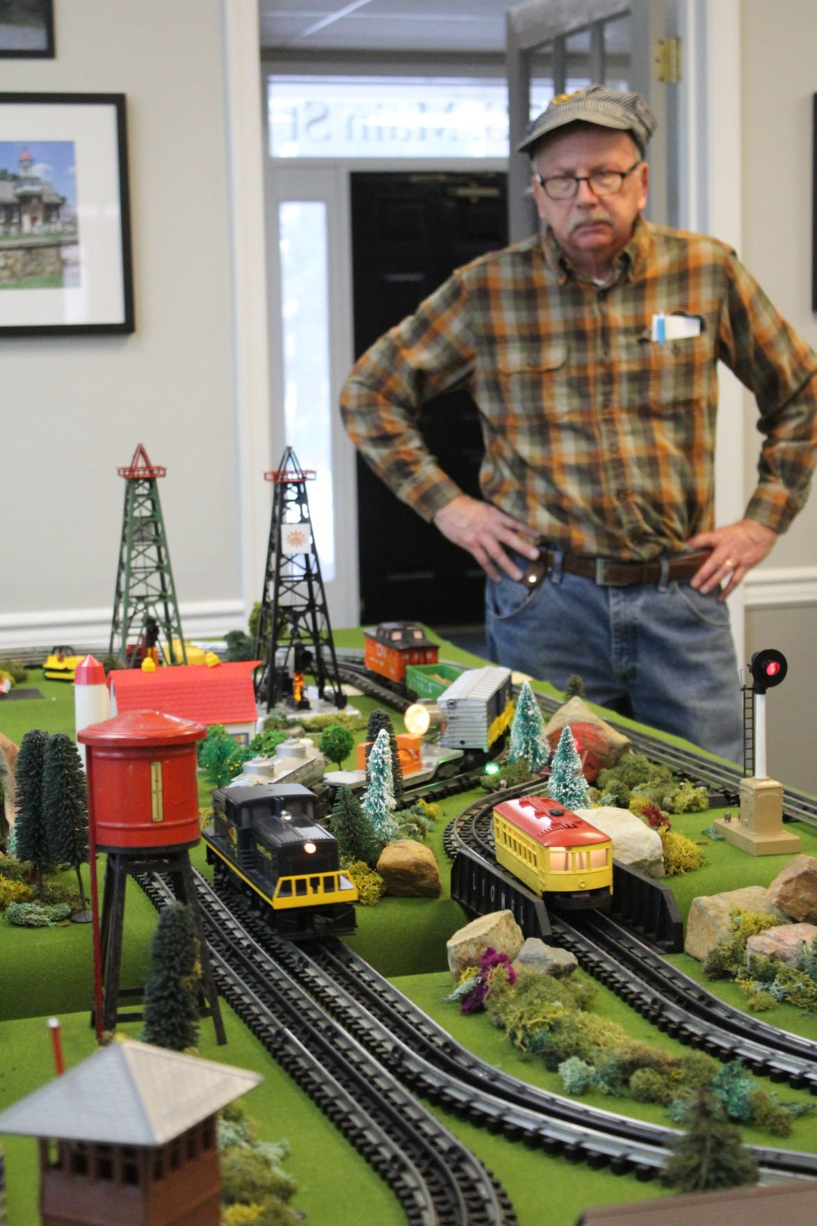 St. Mary Anne's Family Train Show tracks success