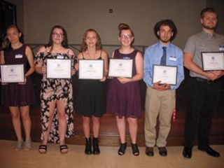 Six receive 2019 NEHS Scholarship Foundation awards