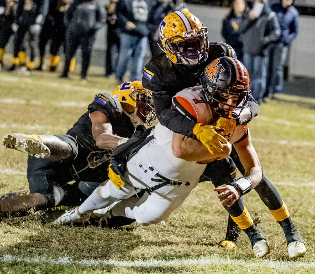 2A Football State Semifinals: Elkton vs. Middletown