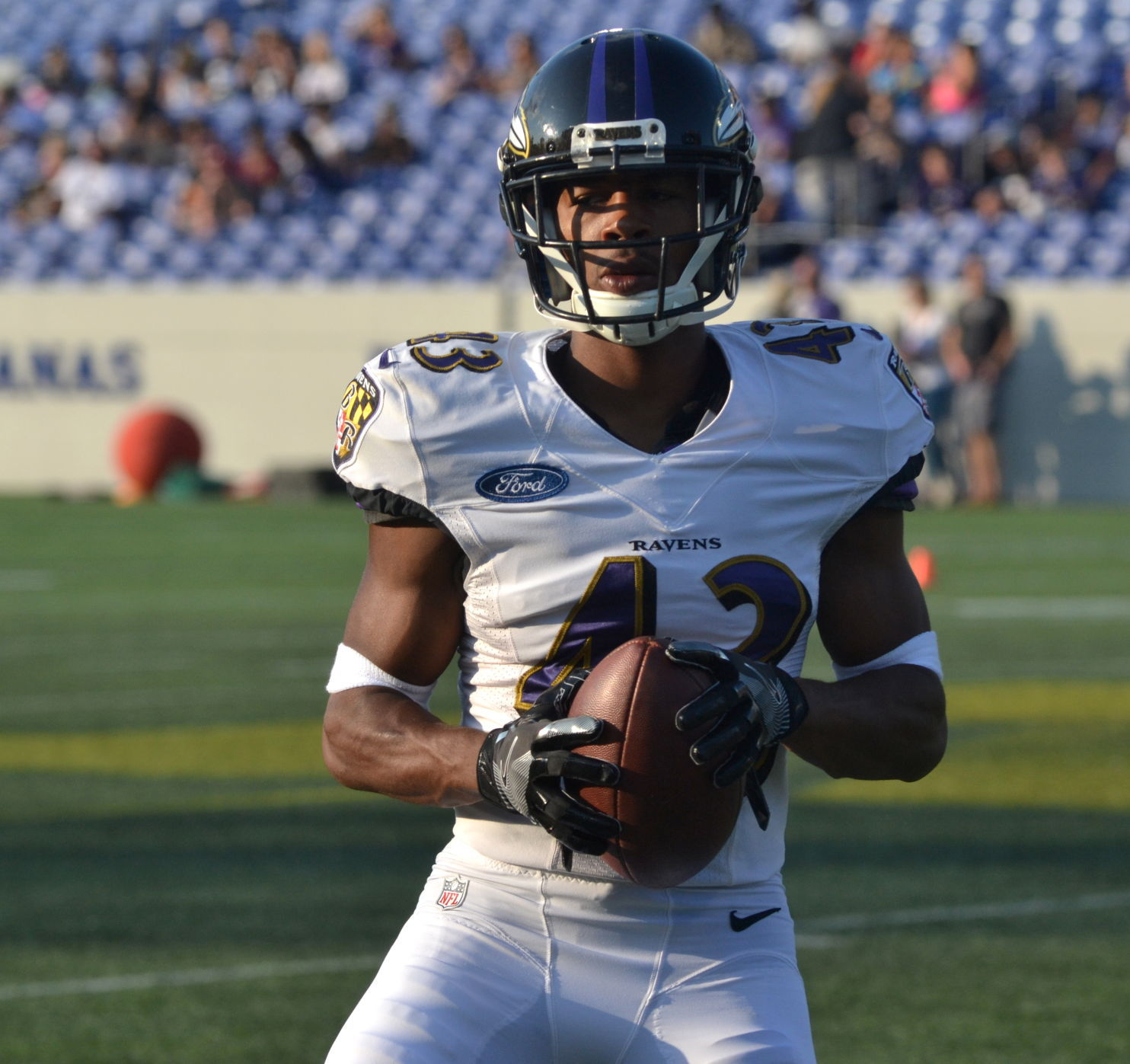 Ravens undrafted rookie Jaylen Hill seizes opportunity of first ...