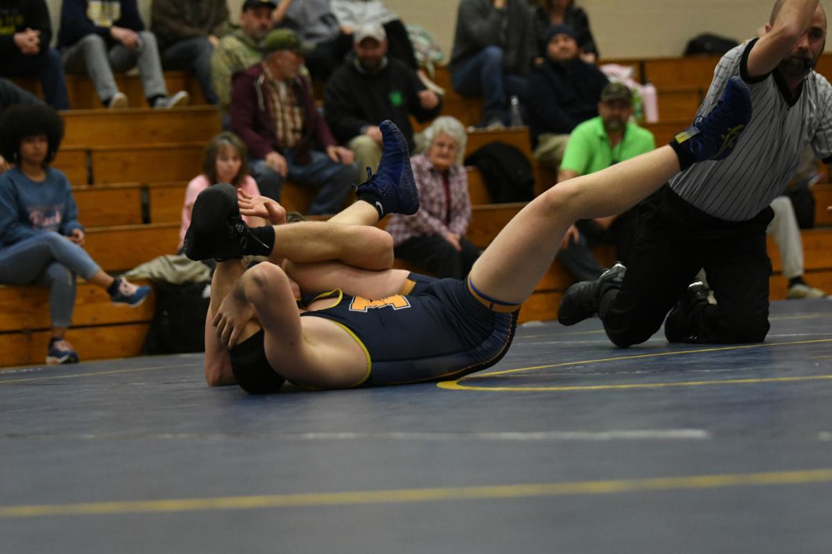 Perryville vs. Havre de Grace wrestling