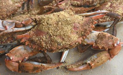 Old Bay Crab