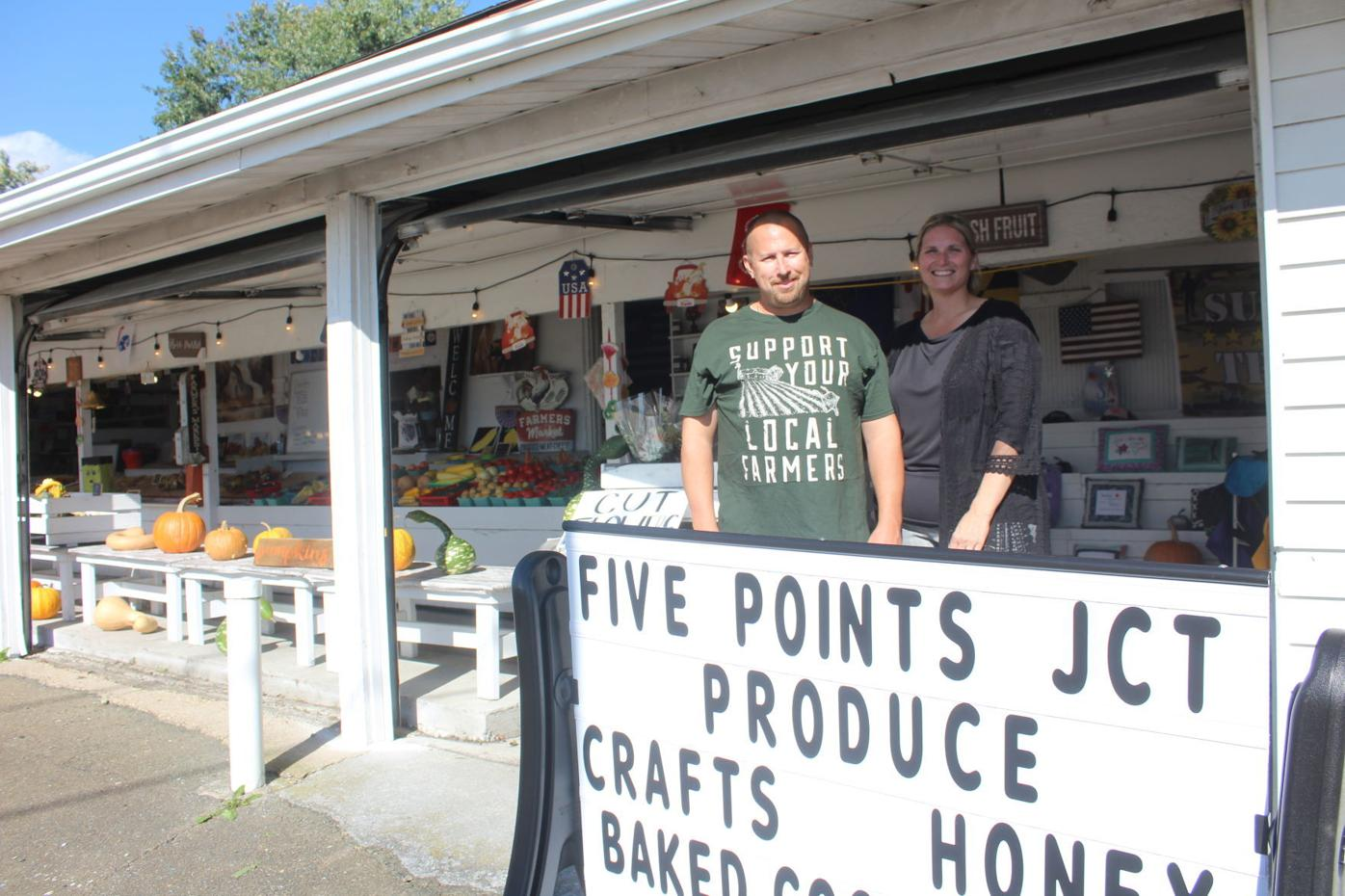 5 Points Junction is open for business at a familiar spot