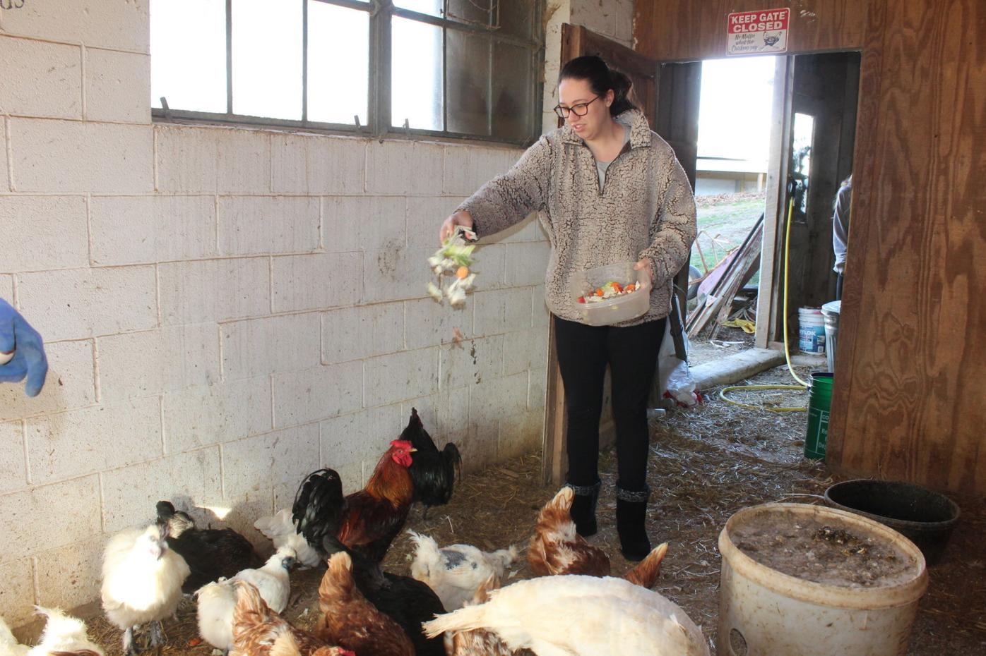 Love Run Farm has gone from school project to family business