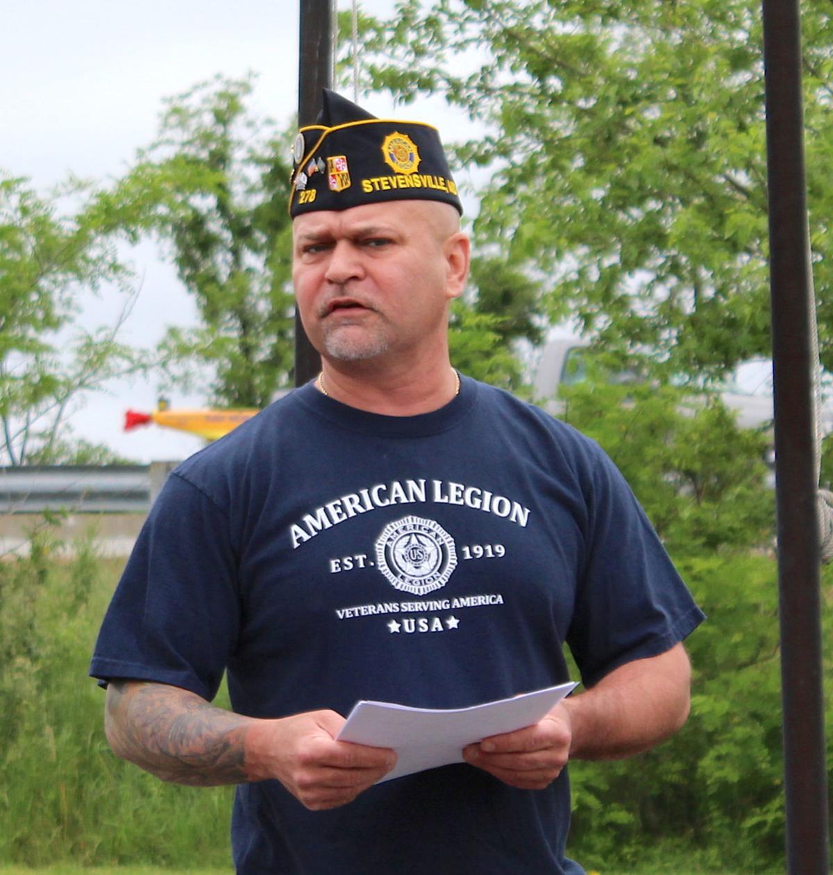Memorial Day - KI Legion '20