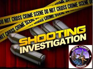 Elkton-area double shooting