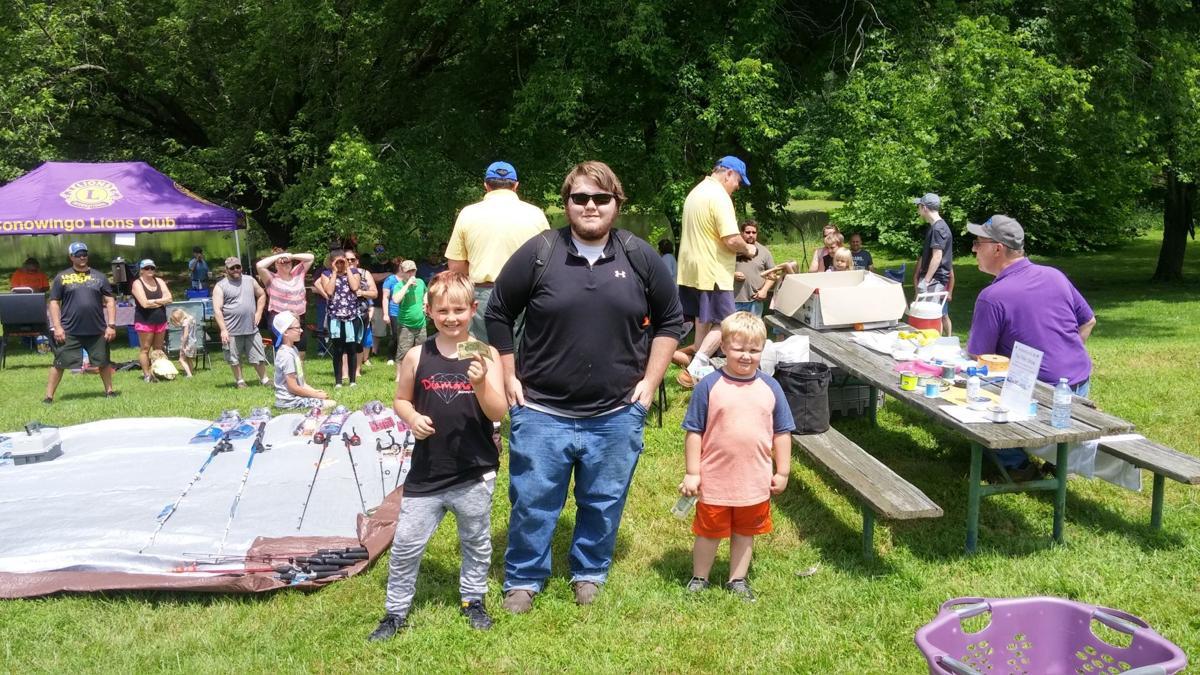 43rd Lions' Fishing Rodeo & Picnic
