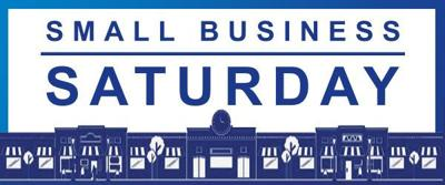 """Small Business Saturday urges you to """"Shop Small"""""""