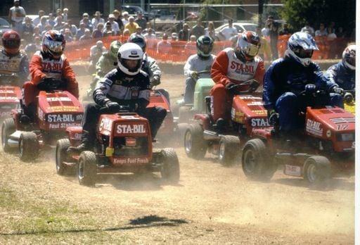 Lawn Mower Racing >> Lawn Mower Racing In Jarrettsville Saturday Events Cecildaily Com