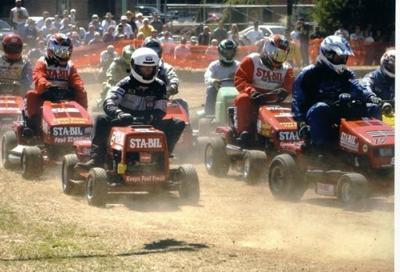 Lawn Mower Racing >> Lawn Mower Racing In Jarrettsville Saturday Events Cecildaily Com