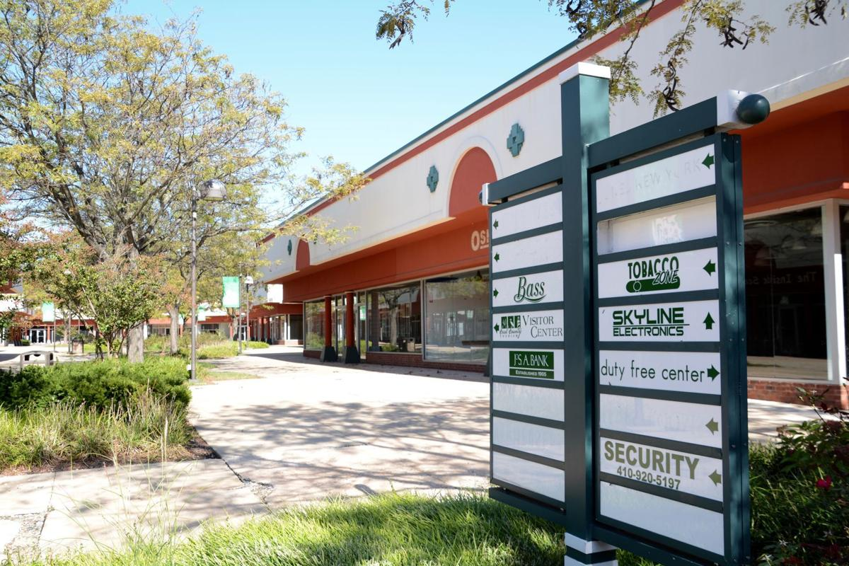 Perryville Outlets owners to try for warehouses again