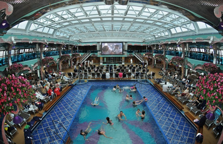 Nearly Stranded On Cruise Ship Off Mexico News - Pictures of carnival splendor cruise ship
