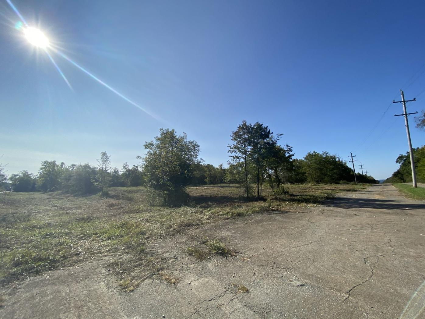 Site work begins at Bainbridge
