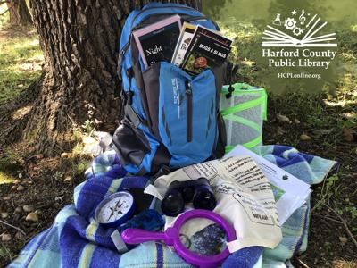 HCPL Nature Backpack