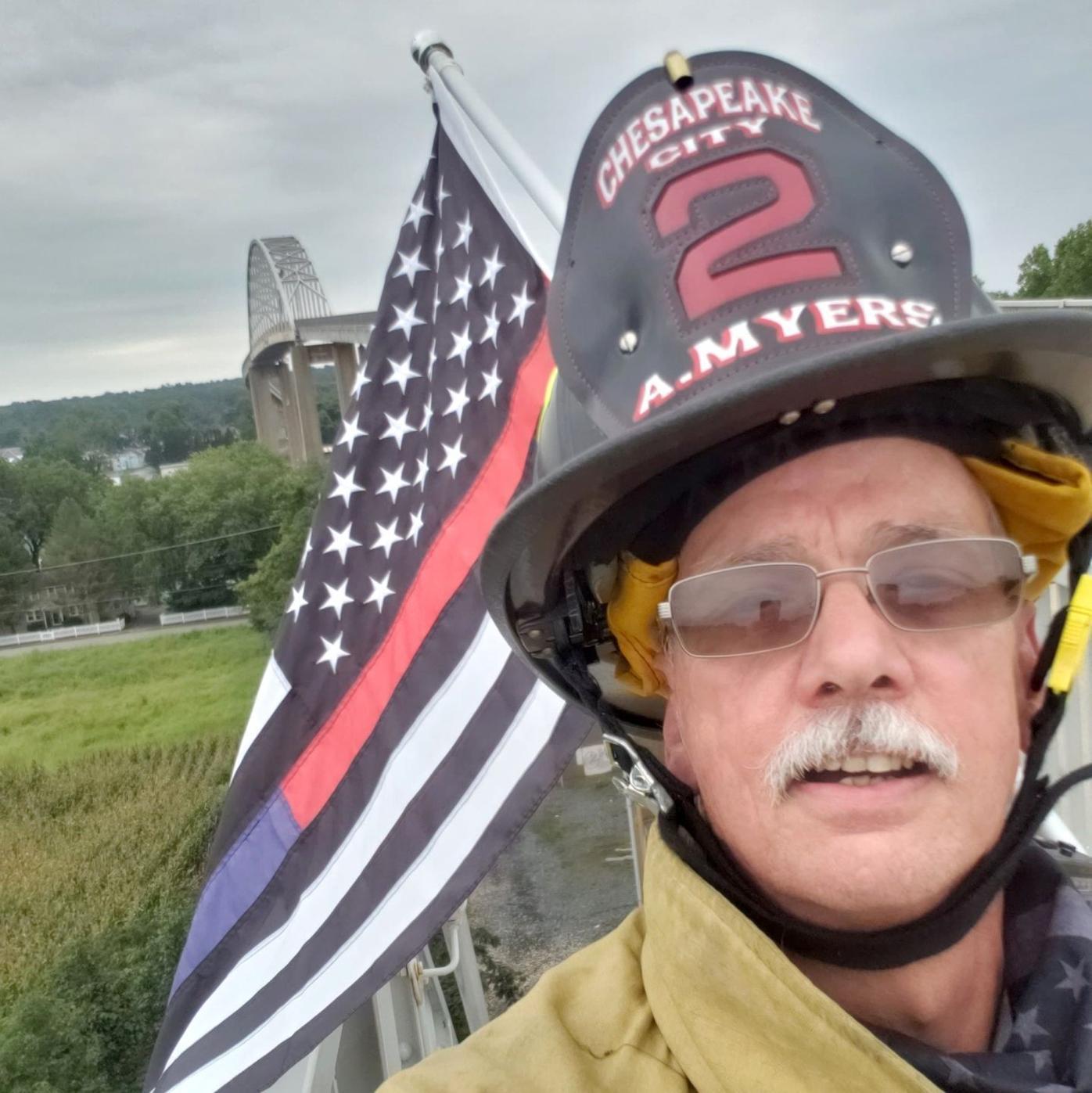 9/11 bridge walke