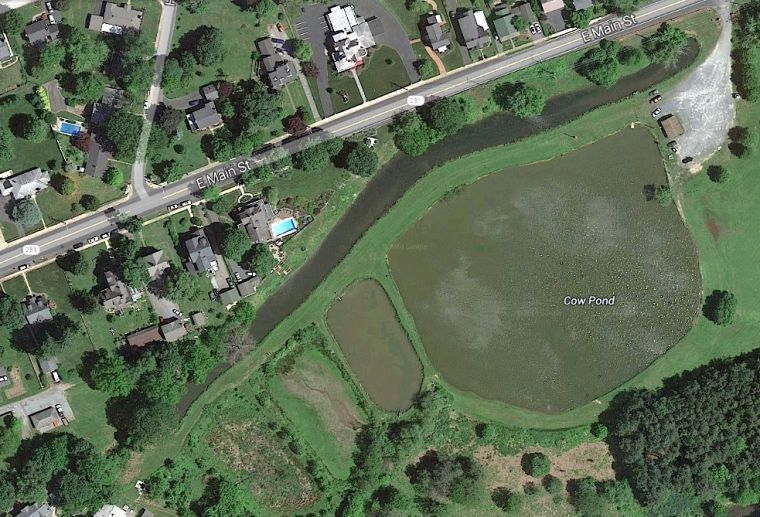 Elkton examines use of ponds as water supply backup for Local pond supplies