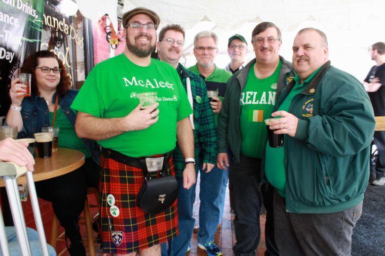Minihane's St. Patrick's Day