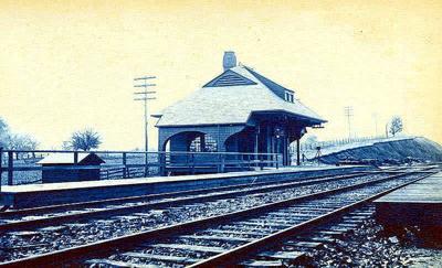 B & O Station