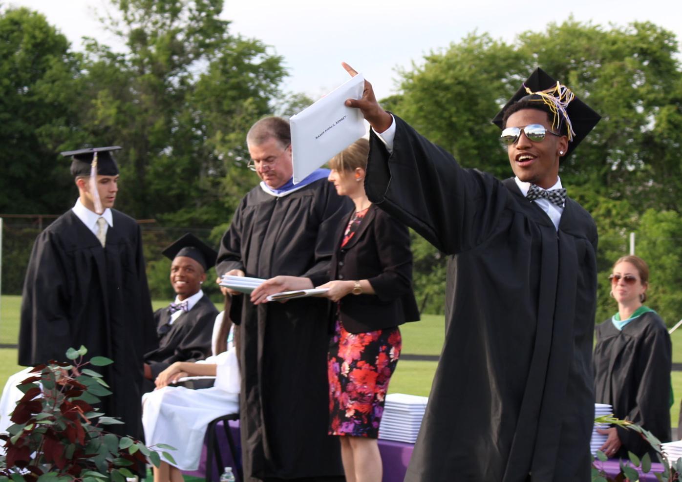 EHS graduation 2016