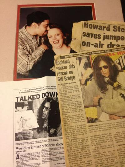 R S  woman featured on Howard Stern Show Monday for heroism | Misc