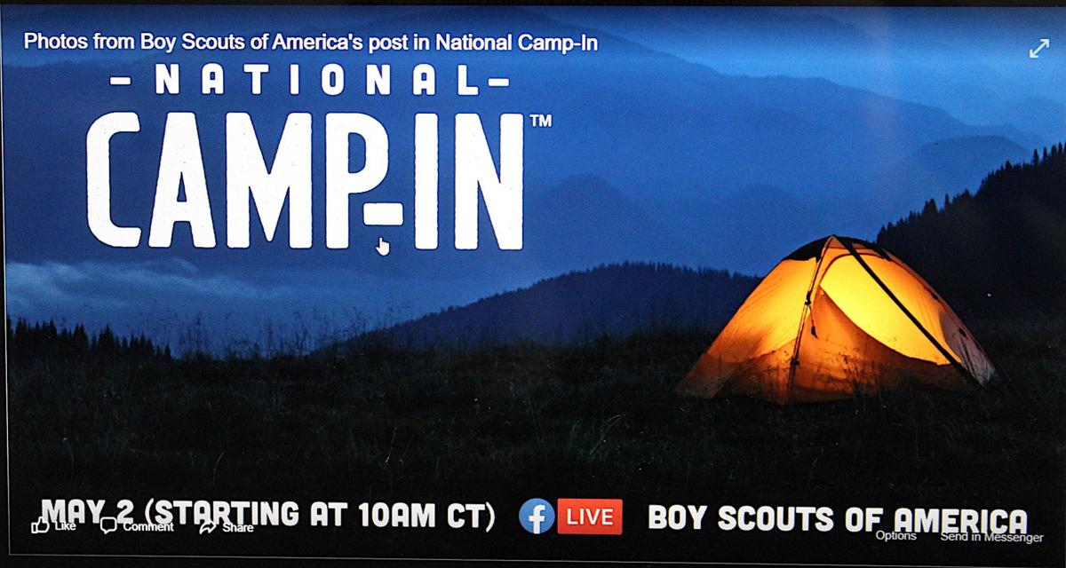 Scout National Camp-In '20