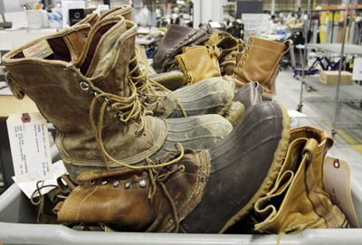 157ae92364 LL Bean boot gets a kick from retro trend