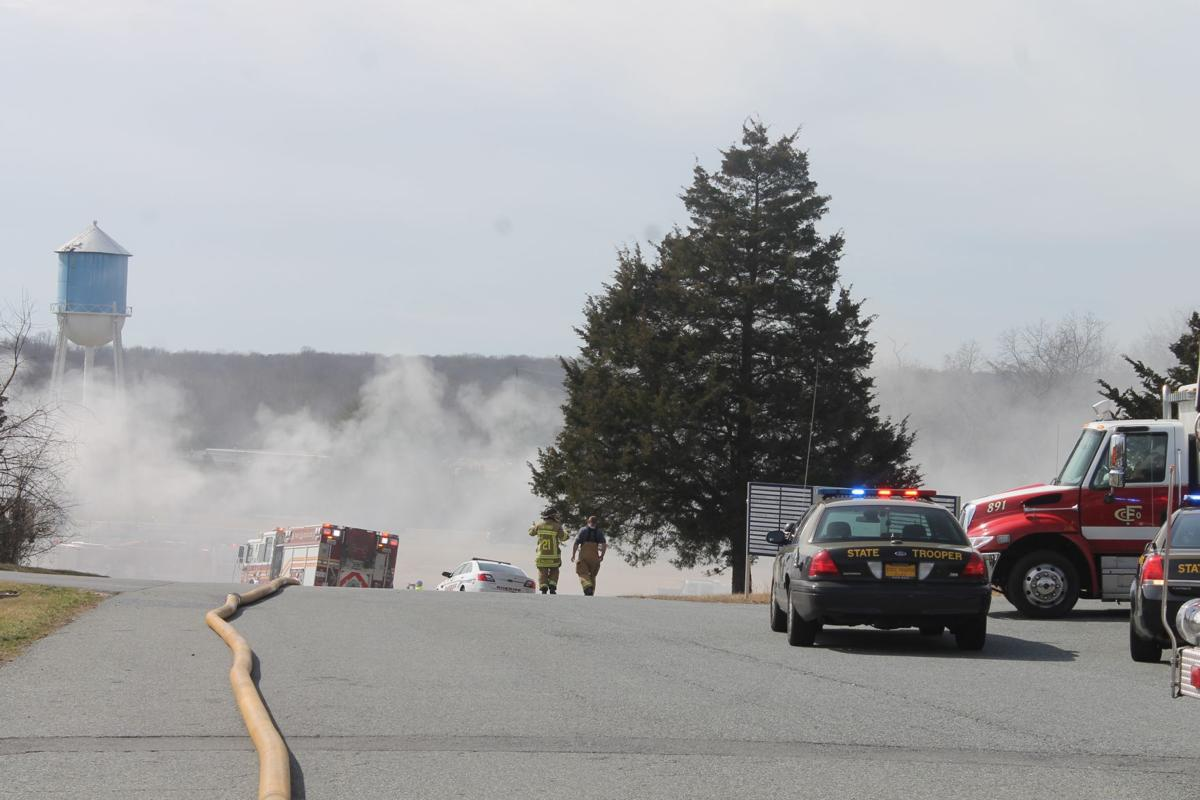 Colonial metals fire