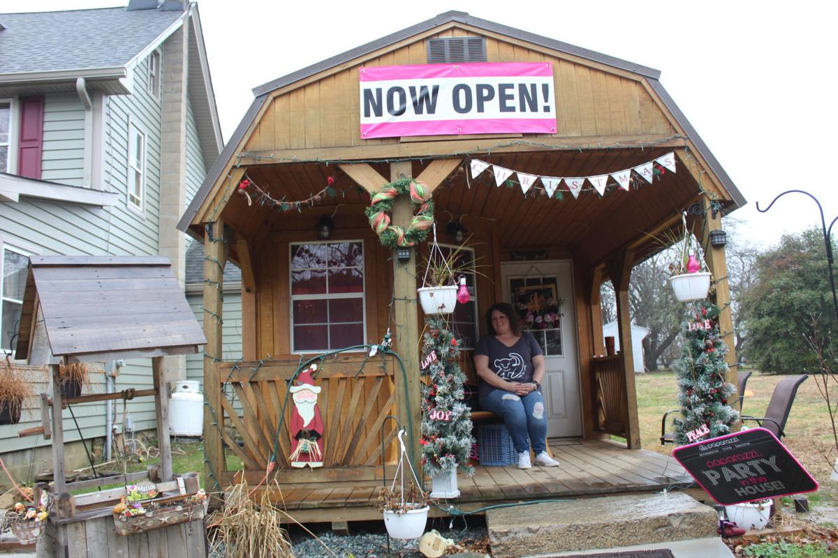 She Shed Shop in Conowingo